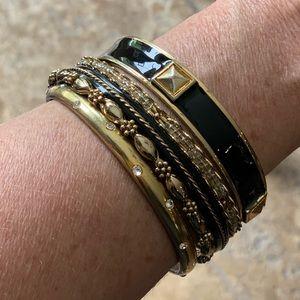 R J Graziano Stackable Bracelets